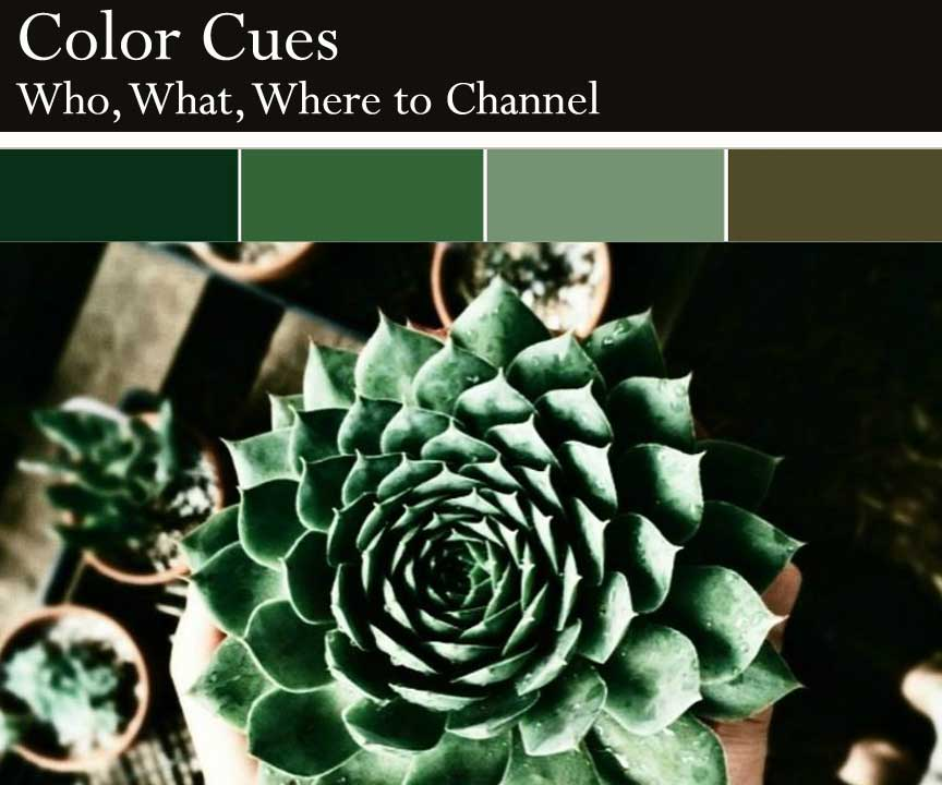 Color-Cues