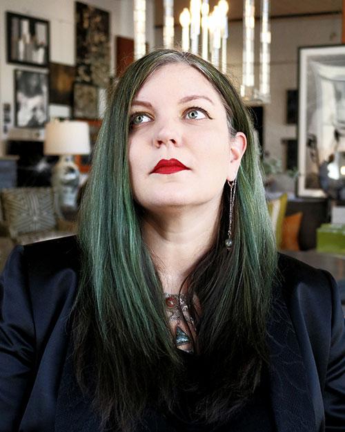 Meganne Rosen, Gallery Artist, Obelisk Home, OH Gallery