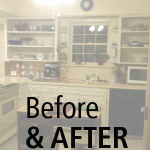 Click here to see before and after projects