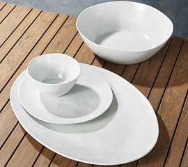 Melamine-Plates