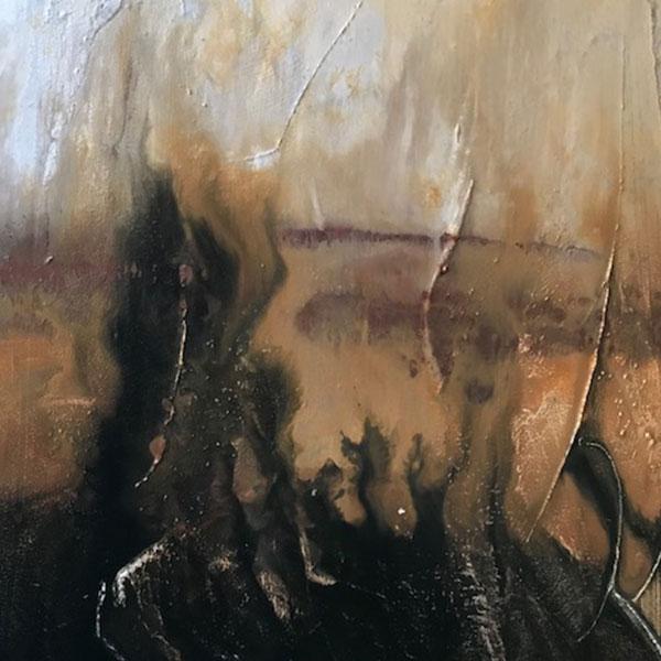Tonight's Fog, by Dustin Burgert