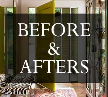 Before and After Project Images by Obelisk Home