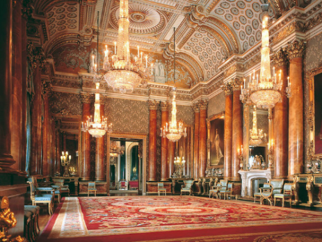 Our Favorite Rooms Inside Buckingham Palace