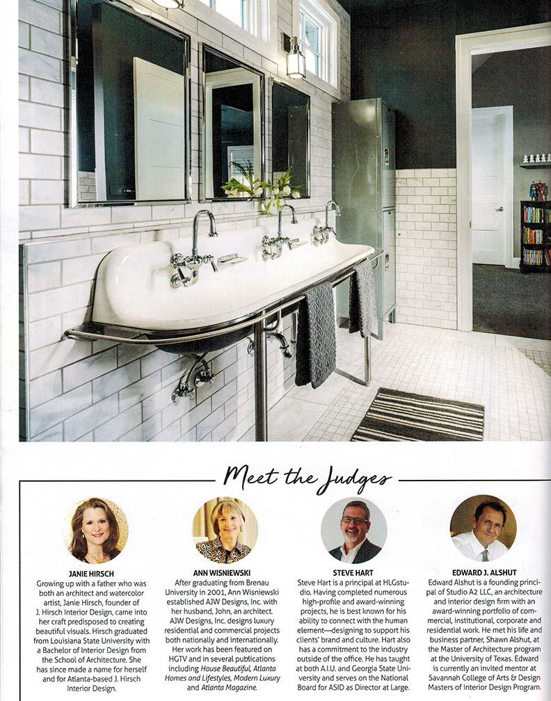 interior design home awards article