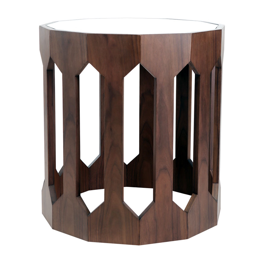 Felipe Accent Table by JKM Home at Obelisk Home