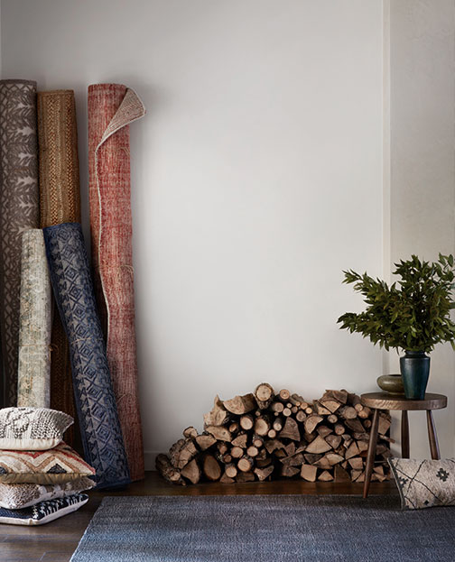 Ellen DeGeneres Rugs are one of the many brands that Obelisk Home carries in our flooring department