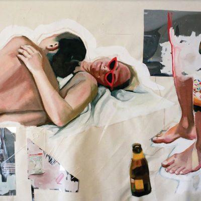 Madeline Brice Portfolio Cover, Obelisk Home, OH Gallery