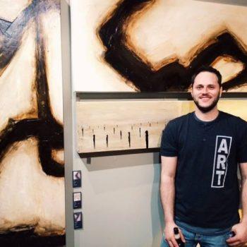 Dustin Burgert_Obelisk Home art opening