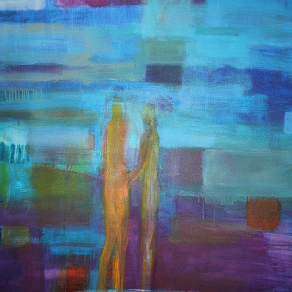 Stephanie Cramer, Wonders At Dusk I,, 2015, Obelisk Home, OH Gallery