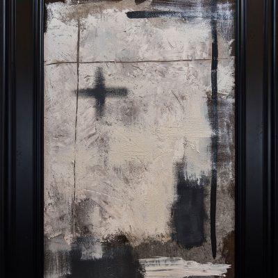 Asylum, framed