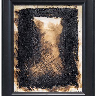 Monastic, framed