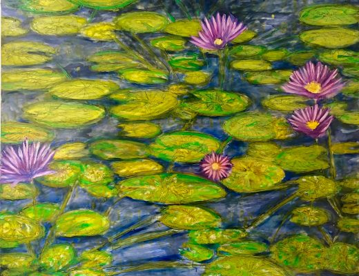 Atlantis Waterlilies_KA