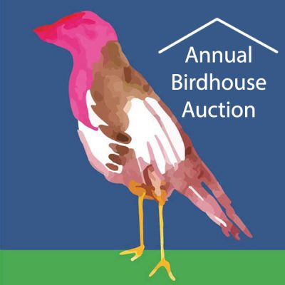 Obelisk Home Annual Birdhouse Auction, Habitat for Humanity