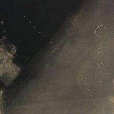 Berkeley Series I by Jo Van Arkel, Group Blackout Show 2019, Obelisk Home, OH Gallery