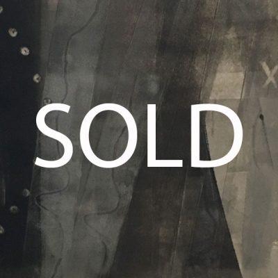 Berkeley Series II by Jo Van Arkel, Group Blackout Show 2019, Obelisk Home, OH Gallery
