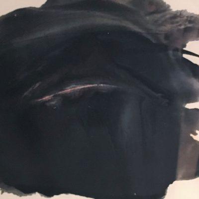 Cape Codder by Meganne Rosen, Group Blackout Show 2019, Obelisk Home, OH Gallery