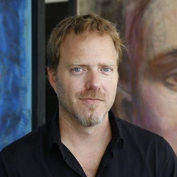 Portrait of Brad Noble