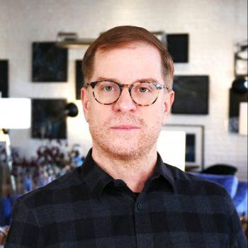 portrait of j Kent Martin