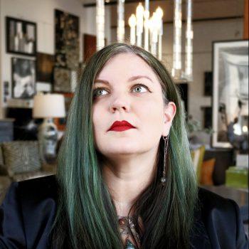portrait of Meganne Rosen