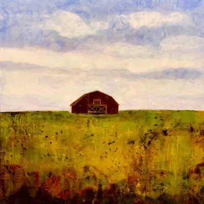 Barn at Hidden Brook, T.D. Scott Show Similitude, Obelisk Home, OH Gallery