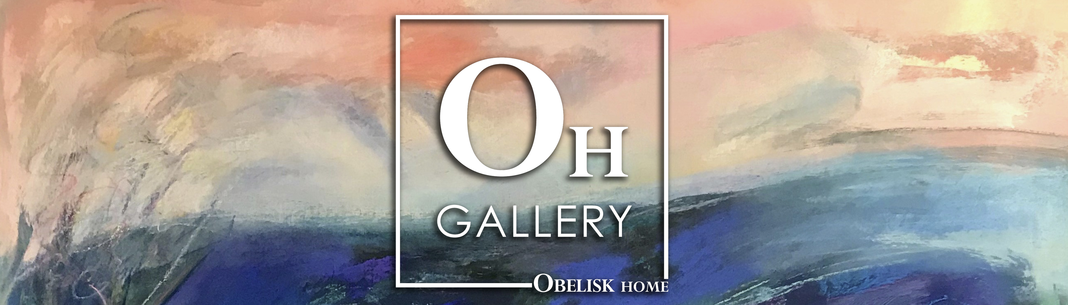 Obelisk Home Art Gallery Banner Art