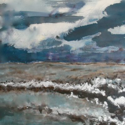 Lake Erie I by Karen Schneider, Obelisk Home, OH Gallery