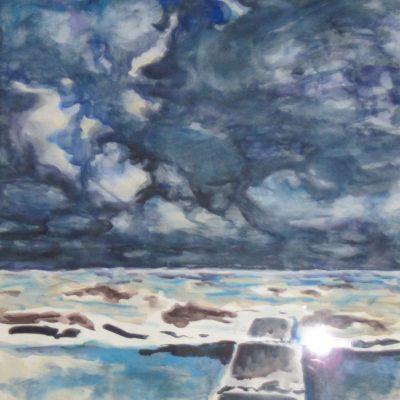 The North Wind by Karen Schneider, Obelisk Home, OH Gallery