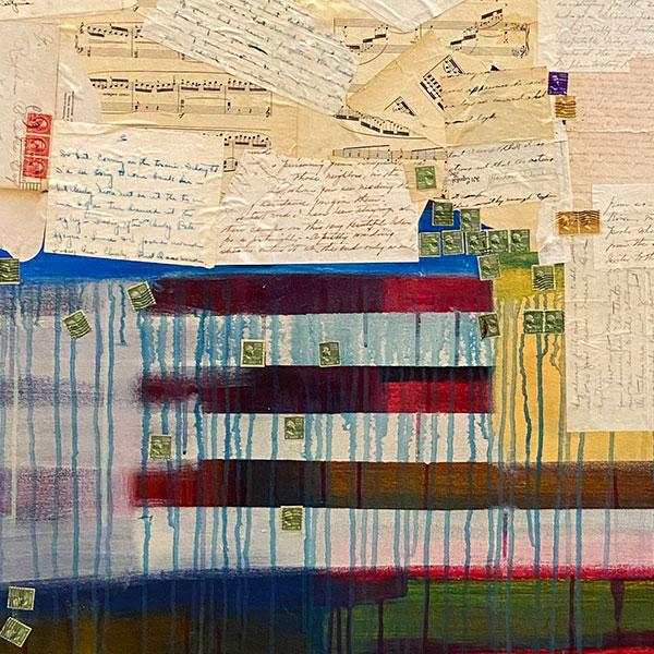 Collage Cover, Stephanie Cramer
