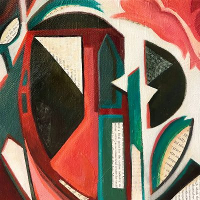 Growth After Lee Krasner by Christie Snelson