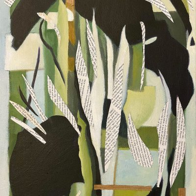 Mindfulness After Lee Krasner by Christie Snelson