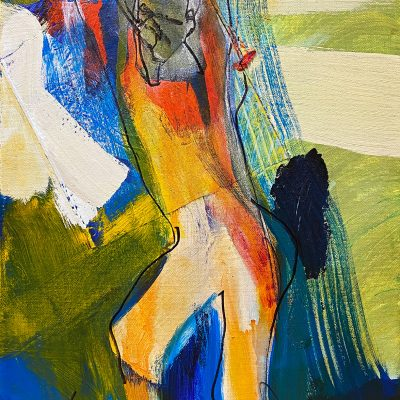 Stretch by Stephanie Cramer