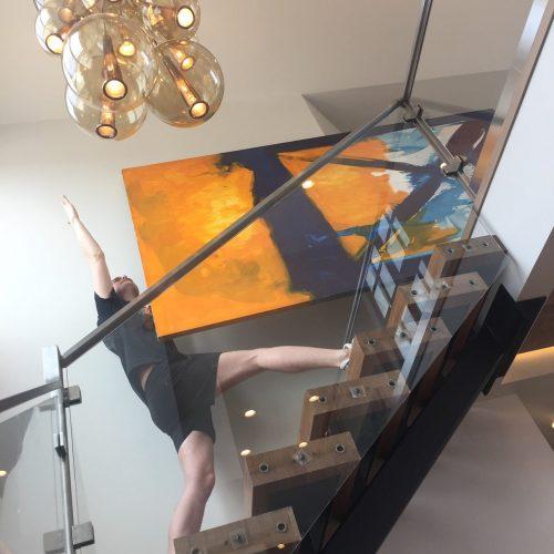 Colby Kern_Art Install_Obelisk Home_OH Gallery